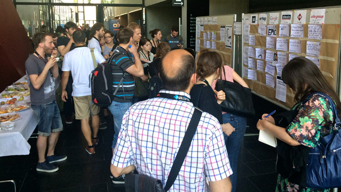 UX Camp Europe 2014 – Sessionboard